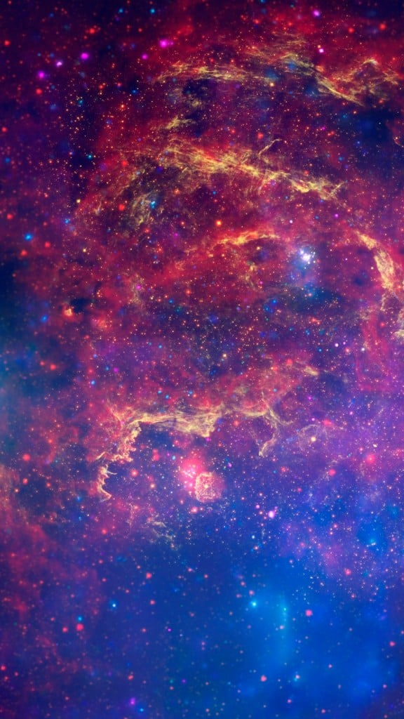 Fantasy-Shiny-Nebula-Outer-Space-iPhone-6-plus-wallpaper-ilikewallpaper_com