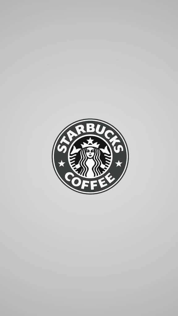 Simple-Starbucks-Coffee-Logo-iPhone-6-plus-wallpaper-ilikewallpaper_com