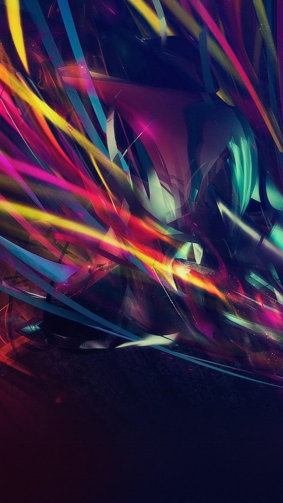 Colorful-Line-Abstract-Art-Dark-Pattern-iPhone-6-plus-wallpaper-ilikewallpaper_com