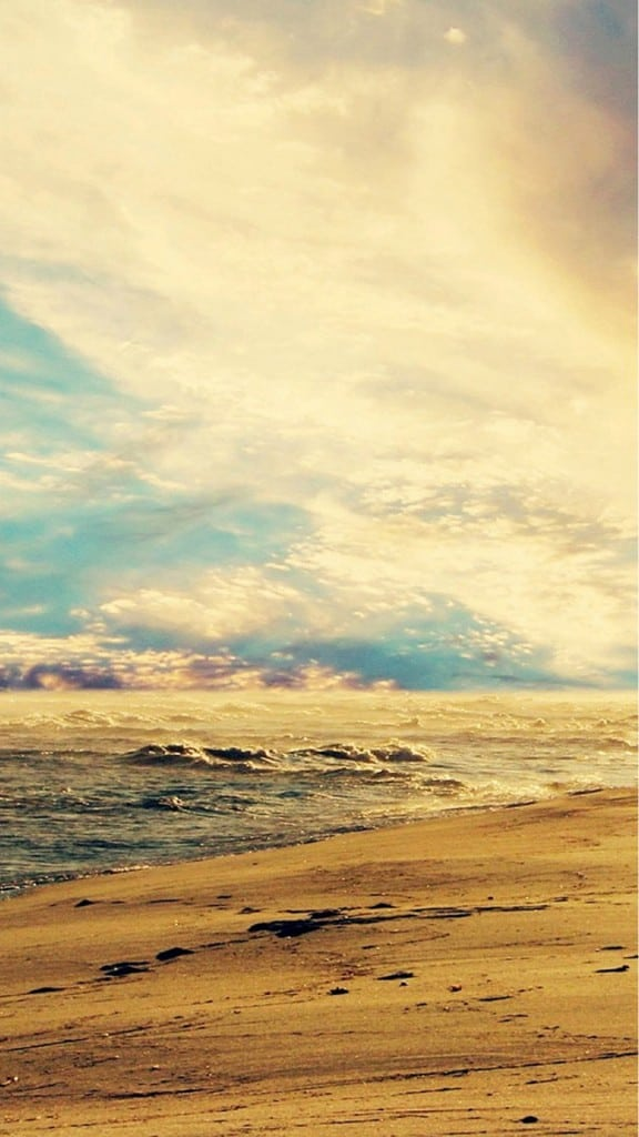 Fantasy-Beautiful-Seaside-Beach-Mist-Skyscape-iPhone-6-plus-wallpaper-ilikewallpaper_com