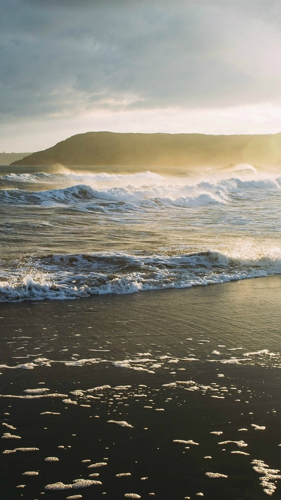 Beach-Costal-Nature-Sea-Water-Summer-iPhone-6-plus-wallpaper-ilikewallpaper_com