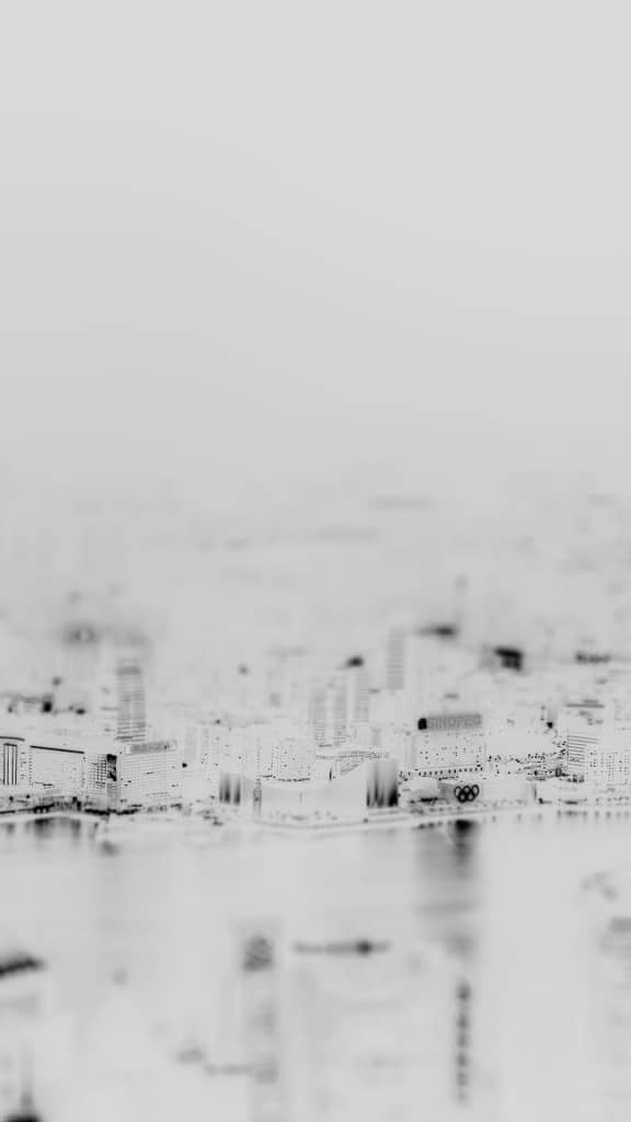 Hongkong-Night-Cityscape-White-iPhone-6-plus-wallpaper-ilikewallpaper_com