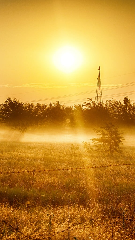 Nature-Country-Sunrise-Landscape-iPhone-6-plus-wallpaper-ilikewallpaper_com