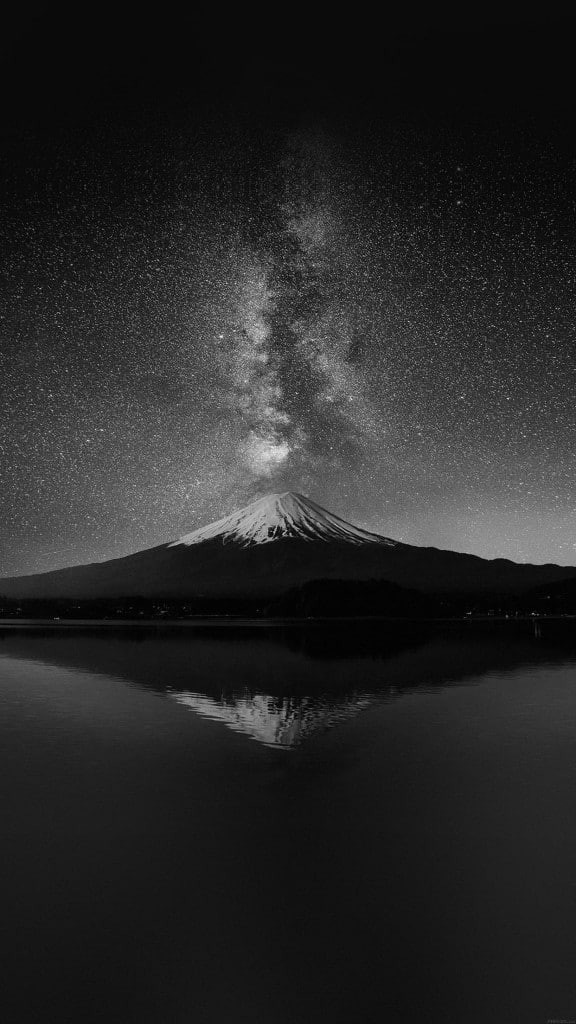 papers.co-mc71-wallpaper-milky-way-on-black-mountain-fuji-sky-iphone-6-plus