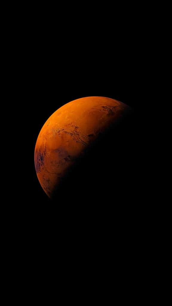 Mars-Planet-Apple-Dark-Space-Orange-iPhone-6-plus-wallpaper-ilikewallpaper_com