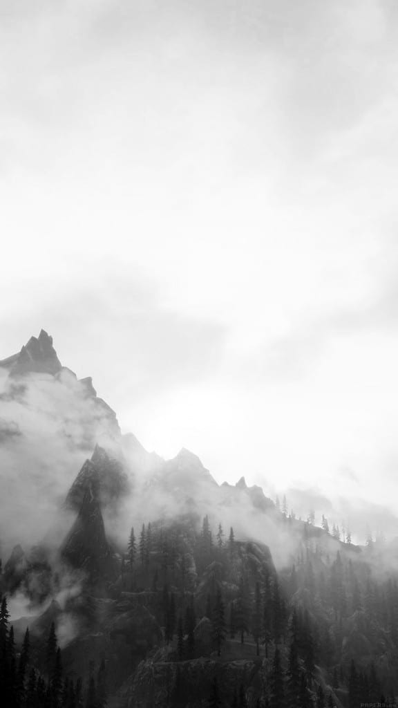 papers.co-mq30-foggy-mountain-sunshine-nature-white-iphone-6