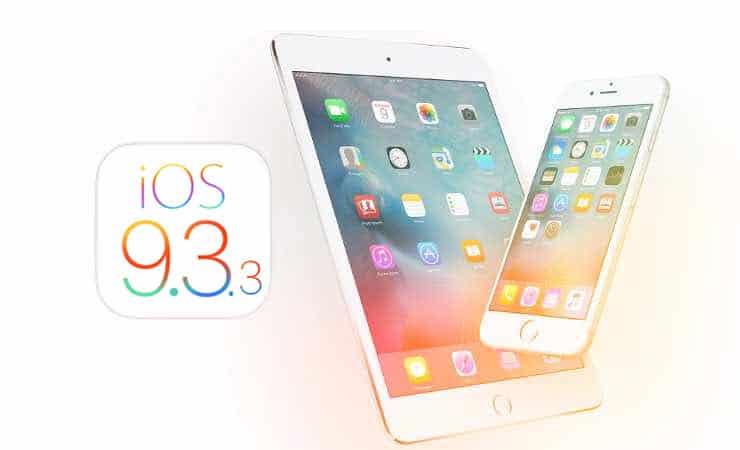 iOS-9.3.3