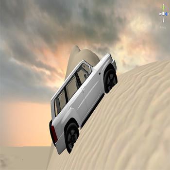 لعبة عربية : كنق التطعيس في الكثبان الرملية