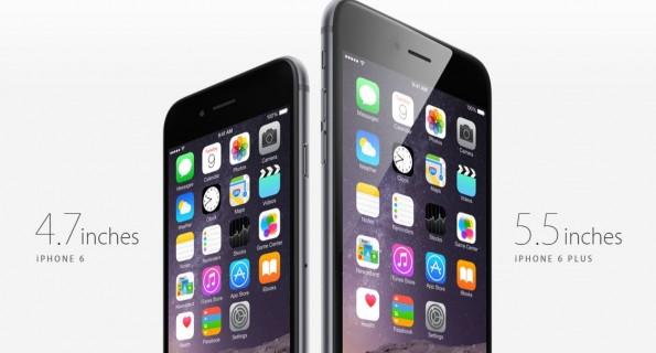 ماهي الفروق بين آي فون 6 و آي فون 6 بلس ؟