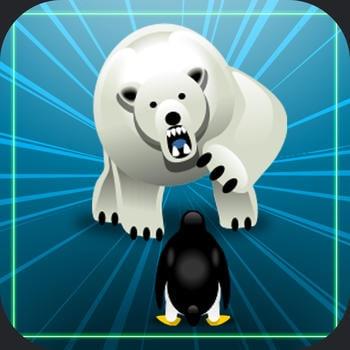 لعبة عربية : العاب طيور الجنة- اركض يا بطريق – كرتون ورسوم الثلج