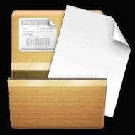 تطبيق للماك : The Unarchiver لفك الملفات المضغوطة