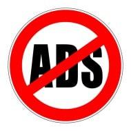 شرح : إزالة الإعلانات المزعجة من التطبيقات و المواقع  – بدون جيلبريك