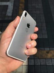 صور و شائعات آي فون 8 مع بصمة خلف الجهاز